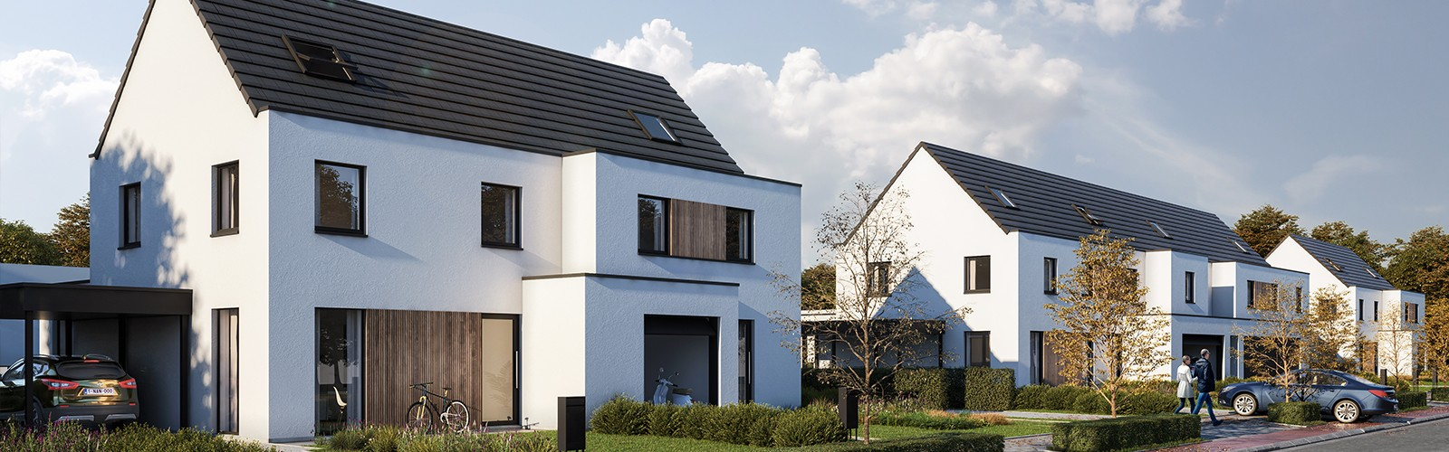 Projectontwikkelaar Potrell - Nieuwbouwwoning