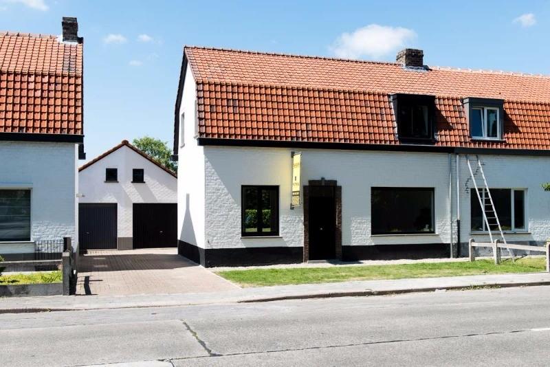 Ruime HOB met garage te Sint-Kruis