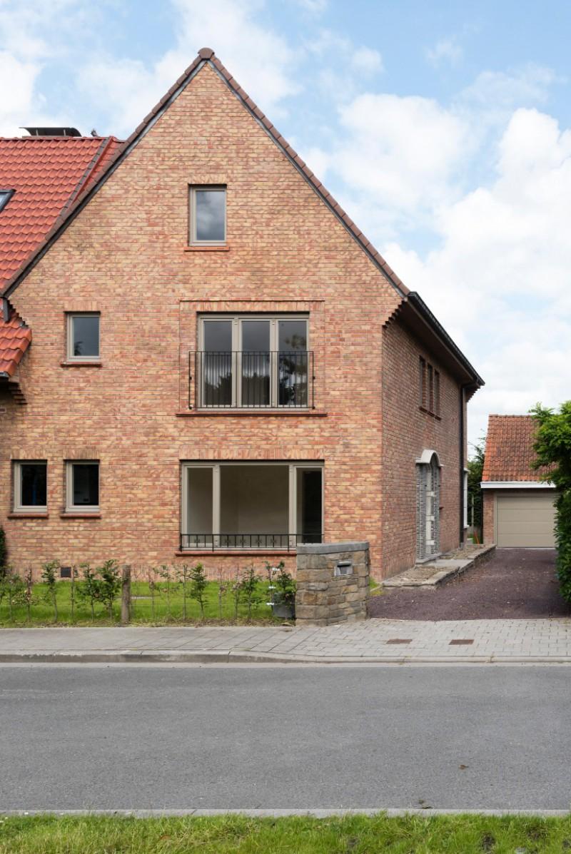 Exclusieve burgerwoning met tuin & garage in Gent