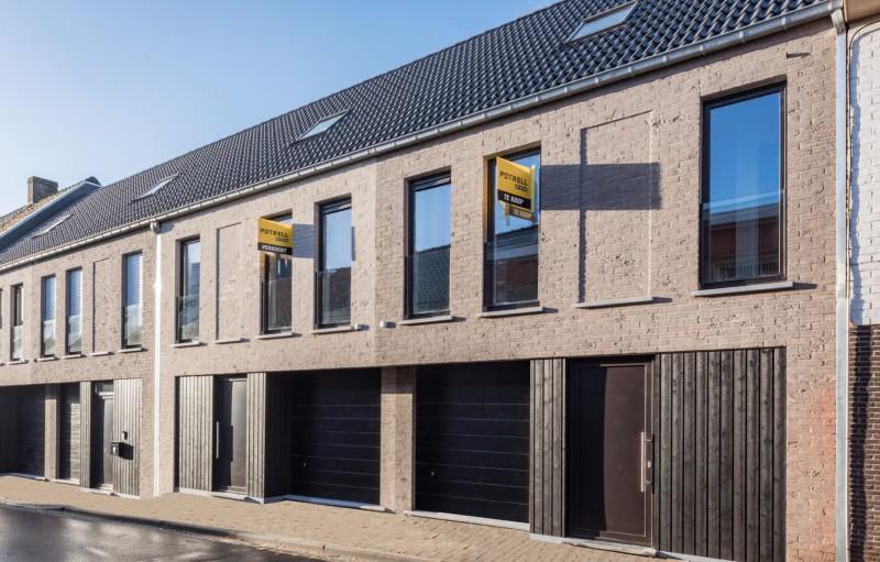 4 moderne gezinswoningen met tuin & garage in Pittem