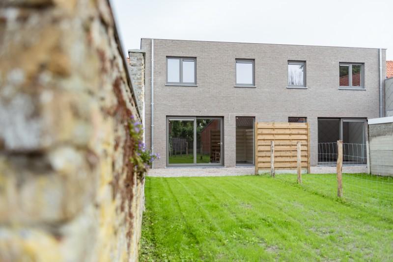 Ruime instapklare woningen in Diksmuide met uitweg!