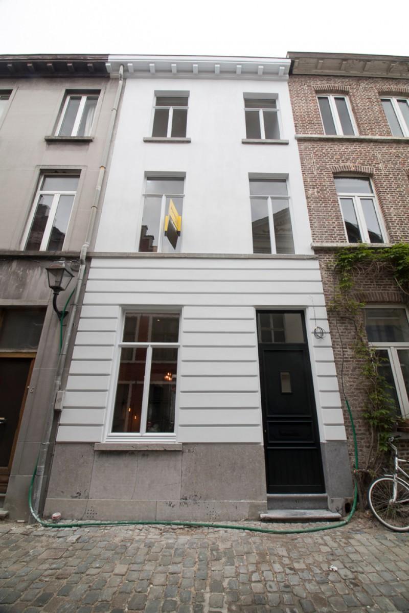 UITZONDERLIJK VASTGOED: Luxueus afgewerkte burgerwoning in het historisch centrum van Gent
