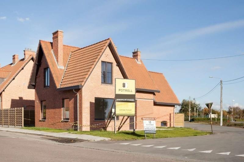 Woonproject van 5 rijkswachterswoningen in Ardooie