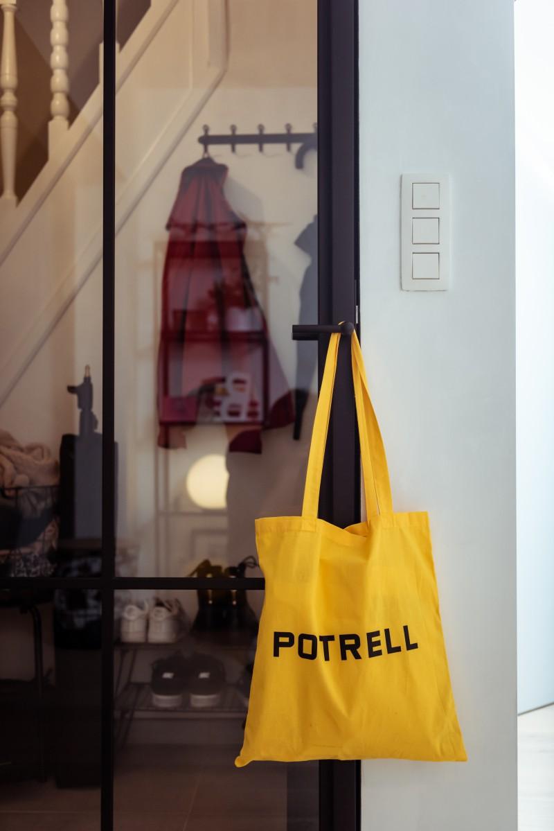 Potrell gerenoveerde burgerwoning
