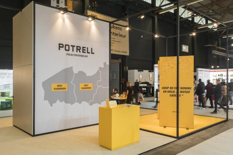 Projectontwikkelaar Potrell - BISbeurs