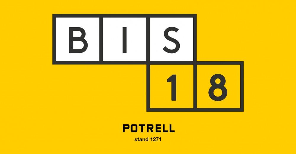 Potrell - BIS beurs Gent