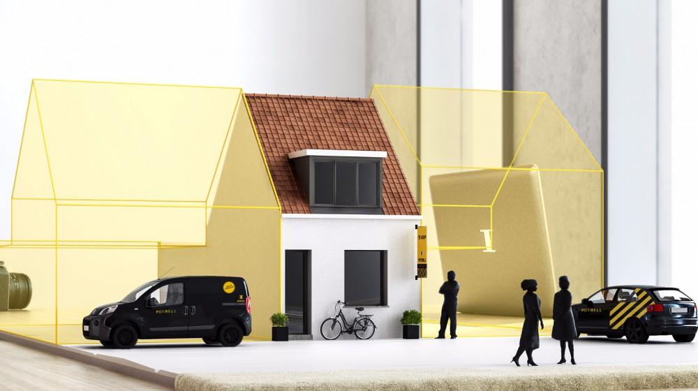Instapklare woning met terras in Nieuwpoort