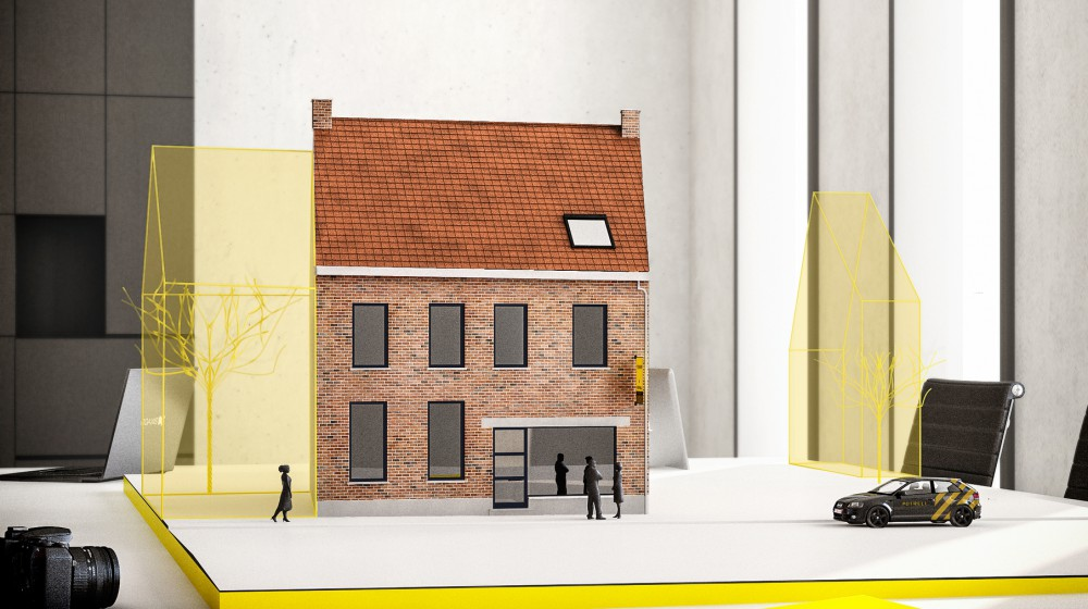 Ruime gerenoveerde woning met tuin in Roeselare (Beitem)