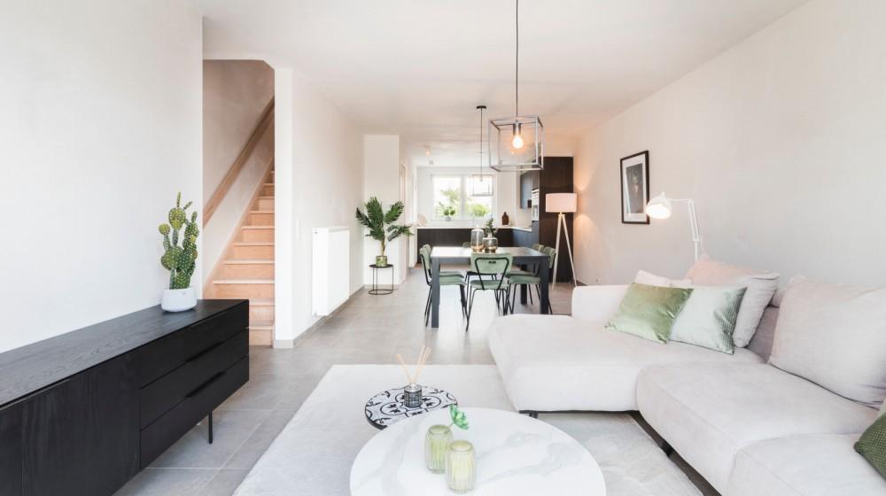 Twee instapklare nieuwbouwwoningen te Torhout