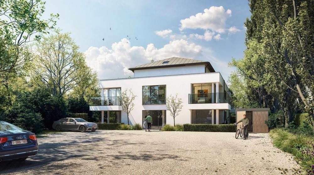 Villa-appartementen op toplocatie in Destelbergen