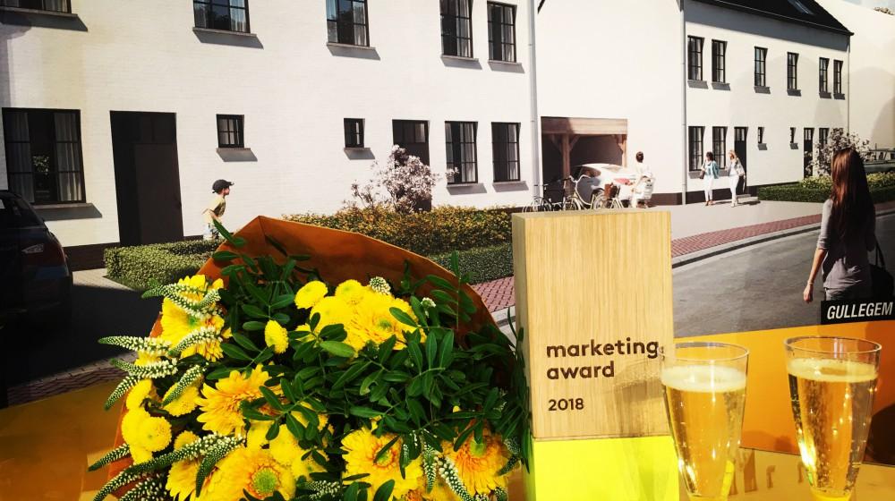 Potrell wint Marketing Award