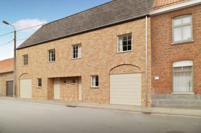 2 nieuwbouwwoningen met garage in Diksmuide