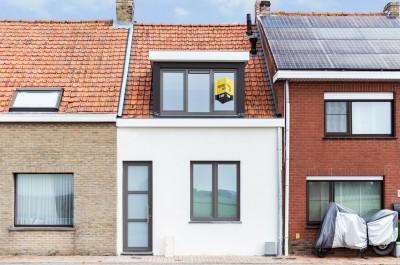Instapklare woning met stadstuin in Nieuwpoort