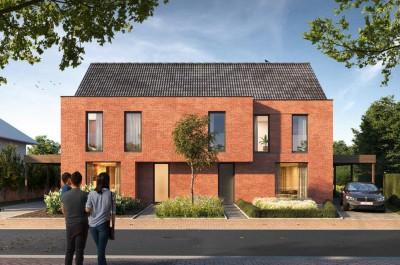 Prachtige hob nieuwbouwwoningen te Oekene