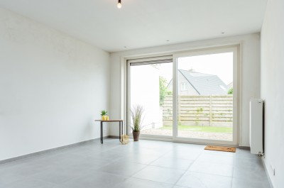 Instapklare woning met tuintje in Nieuwpoort