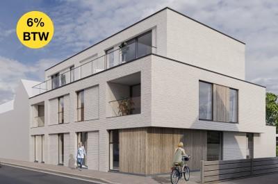 Residentie Camille - 5 nieuwbouwappartementen met garagebox - Gullegem