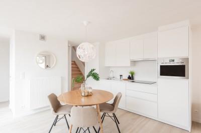 Projectontwikkeling Potrell - Tweede verblijf Oostduinkerke - NIeuwbouwwoning