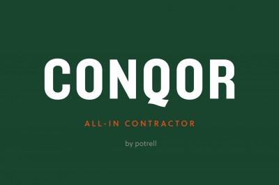CONQOR by Potrell totaalrenovatie