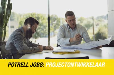 potrell jobs - vacature projectonwikkelaar